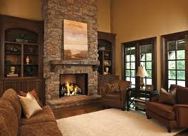 indoor fireplace ideas with modern