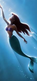 little mermaid iphone wallpapers 74