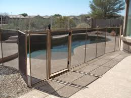 Why Choose A Mesh Pool Fence From Arizona Pool Fence