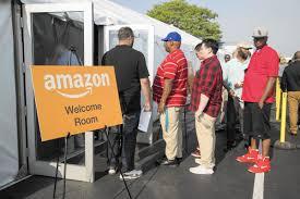 Amazon recruiting event in Romeoville ...