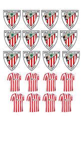 Atletico De Bilbao Galletas Atletico De Bilbao