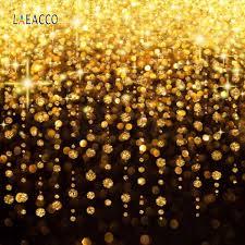 خلفيات صور Laeacco لامعة بوكيه Photophone بورتريه للأطفال حديثي