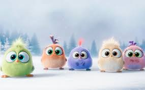 angry birds s adorable