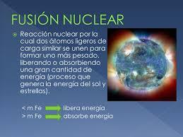 Fusión y fisión nuclear - ppt descargar