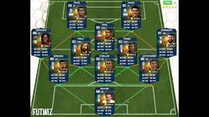 FIFA 15 - TOTS SERIE A PREDICTIONS - YouTube