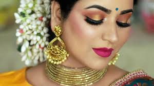 traditional indian wedding guest makeup