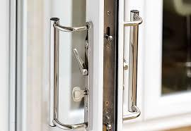 tips to replace patio door handles