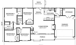 stunning simple house plans 4 bedrooms