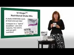 shakes for weight loss from visalus