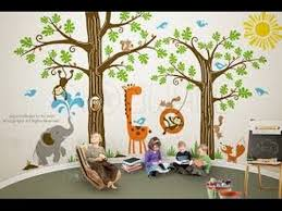 Kids Wall Decor Wall Decorating Ideas For Kids Youtube