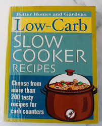 low carb slow cooker recipes the