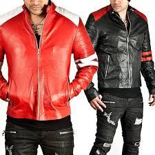 genuine leather jacket color sport bike
