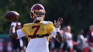Dwayne Haskins To Honor Davon Mcneal With Decal On Back Of Helmet
