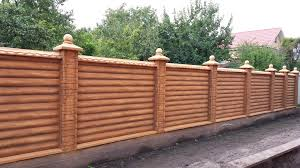 Concrete Fence 46 Photos Universal Fencing Of Concrete And Reinforced Concrete Slabs The Choice Of Paint For Fence Panels
