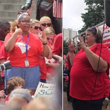 """SCforED on Twitter: """"On the first day of teacher appreciation week, we want  to take a minute to appreciate the hero teachers: Sarah Clardy and Addie  Watson, who served as interpreters to"""