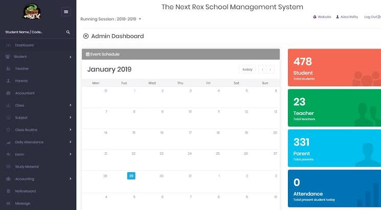 Image result for school management system""