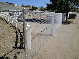 Chain Link Fence Photo Gallery All American Fence Erectors