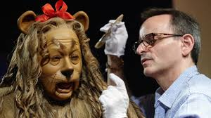 cowardly lion costume goes up for