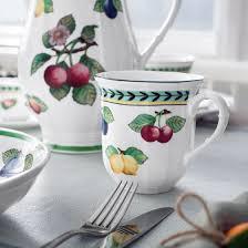 french garden fleurence mug xl villeroy