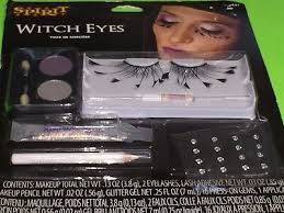 witch eyes makeup lash 6 piece set