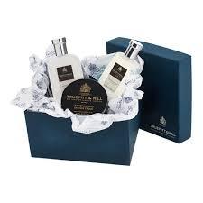 sandalwood clic shave gift set