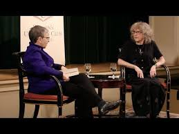 Book Lust with Nancy Pearl featuring Priscilla Long - YouTube