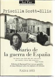 Diario de la guerra española. priscilla scott-e - Sold through Direct Sale  - 39660820
