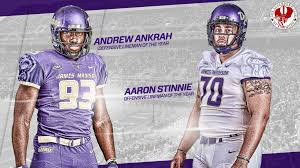 Ankrah, Stinnie Named TD Club of Richmond Players of the Year - James  Madison University Athletics