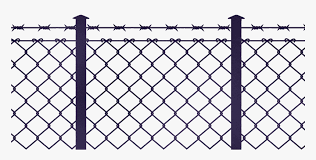 Transparent Chainlink Fence Png Barbed Wire Fence Png Png Download Transparent Png Image Pngitem