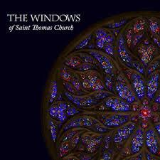 the windows of saint thomas church