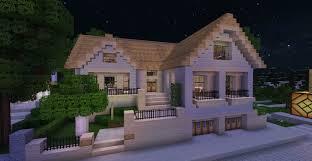 minecraft ment faire une maison luxe