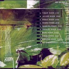 Carátula Interior Frontal de Philip Glass - Uakti: Aguas Da ...