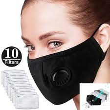mask anti pollution mask air filter mask