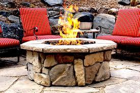 custom fire pits gas fire pit fire