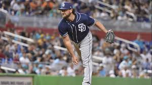 Padres notes: Yates' big week; Lucchesi's workload; roster moves ...