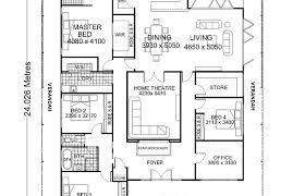 single story mediterranean house plans