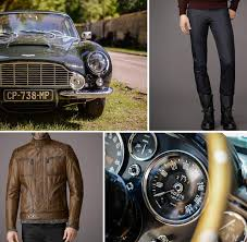 belstaff and aston martin are a sublime