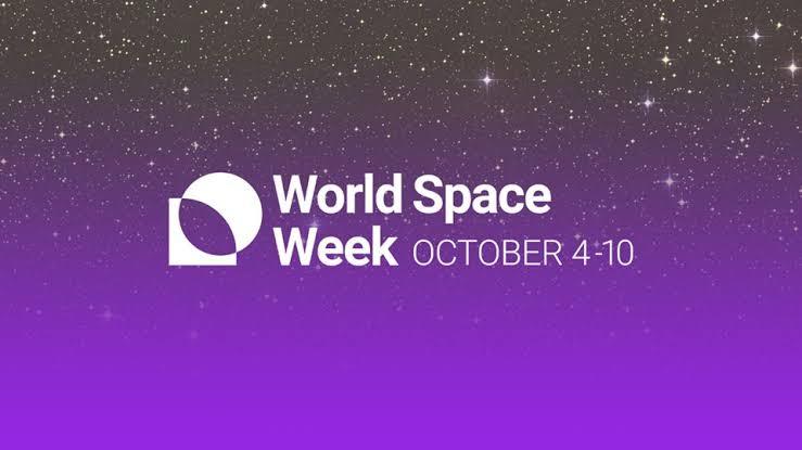 World Space Week - October 4-10, 2019