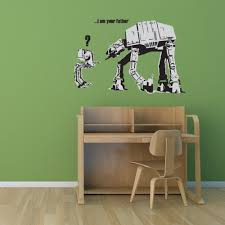 Shop Style And Apply I Am Your Father By Banksy Nylon Wall Decal On Sale Free Shipping On Orders Over 45 Overstock 12860844