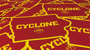 Cyclone Stickers Are Available Now Iowa State University Athletics