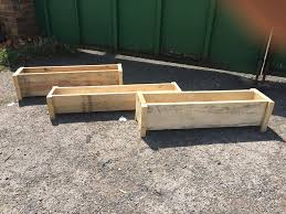 Wood Planks Planters And Fence Post For Sale Posts Facebook