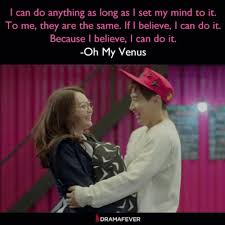 oh my venus kdrama quote korean drama quotes kdrama quotes