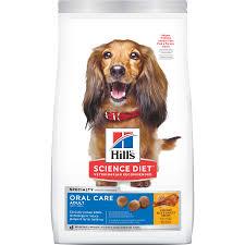 Science Diet - Adult Oral Care Dog Food ...
