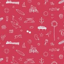 nathan turner malibu red wallpaper