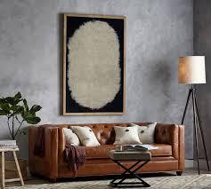 framed felt textile wall art pottery barn