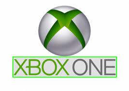 Xbox One Logo And Wording Vinyl Wall Sticker Various Sizes Ebay