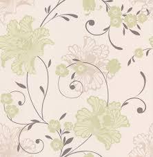 taffetia spring green fl wallpaper