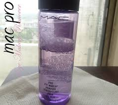 mac pro eye makeup remover review