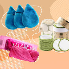 9 reusable makeup remover pads to help