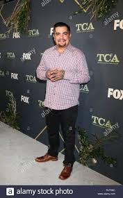 Aaron Sanchez at arrivals for FOX Winter TCA 2019 All-star Party ...